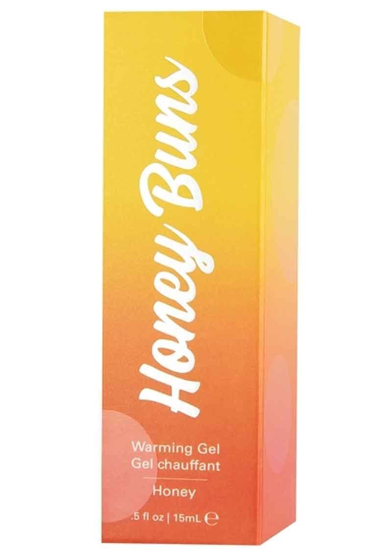 Jelique Honey Buns Warming Gel .5 fl oz/15ml