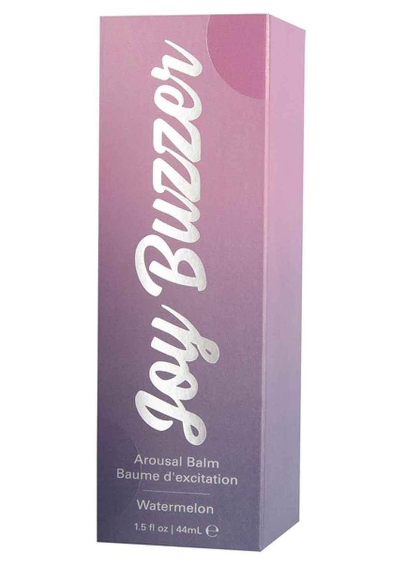 Joy Buzzer Clitoral Stimulant Watermelon 1.5 fl oz/44ml