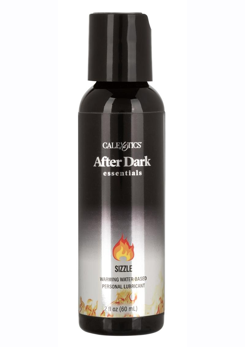 After Dark Essentials Sizzle Ultra Warming Water Based Personal Lubricant 2oz